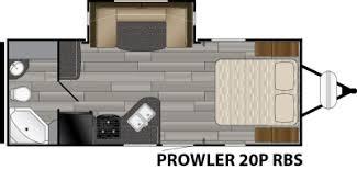 prowler travel trailers floor plans prowler heartland rvs