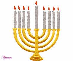 menorah candles candles clipart