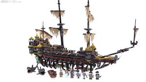 Ship Chandelier Lego Pirates Of The Caribbean Silent Mary Review Dead Men Tell