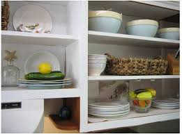 Kitchen Cabinet Paper 4 Ways To Disguise Horrible Magnificent Contact Paper For Kitchen