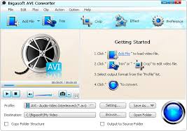 video format converter java convert any video to avi mpg or mpeg for more fun bigasoft avi