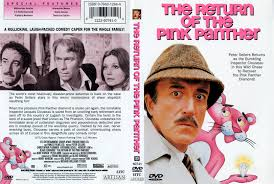 the pink panther the return of the pink panther dvd cover 1975 r1