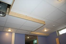 Diy Basement Ceiling Ideas Covering Basement Ceiling With Fabric Magnificent Software Picture