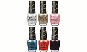 opi the bond girls collection 6 piece groupon