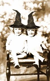 witch sisters halloween pinterest witches vintage halloween