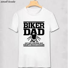 aliexpress com buy biker dad mens funny motorcycle t shirt