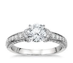 2 5 Cushion Cut Diamond Engagement Ring
