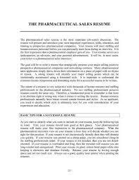 Pharmaceutical Resume Template Sample Resume For Pharmaceutical Industry Download Resume For