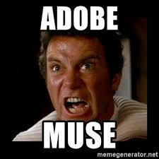 Muse Meme - adobe muse khaaan meme generator