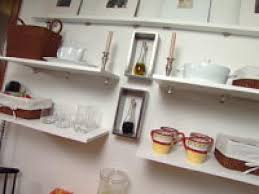 ideas for kitchen shelves clever kitchen ideas open shelves hgtv