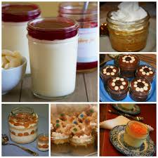 dessert in jars for the holidays a giveaway fillmore container