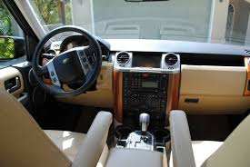 land rover discovery hse interior land rover lr3 related images start 250 weili automotive network