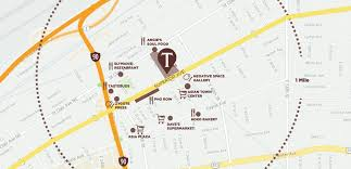 Map Of Thailand Cleveland The Community Tyler Village