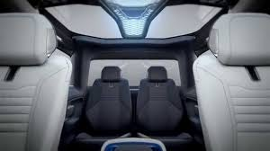 discovery vision concept interior design land rover usa youtube