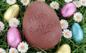 easter eggs wallpapers easter chocolate egg wallpaper easter holidays wallpapers in jpg