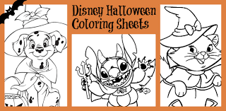 100 halloween coloring disney coloring pages halloween