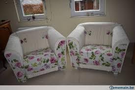 canapé shabby chic canapé et 2 fauteuils unique shabby chic a vendre 2ememain be
