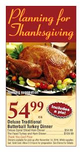hosting thanksgiving but don t want to bashas supermarkets