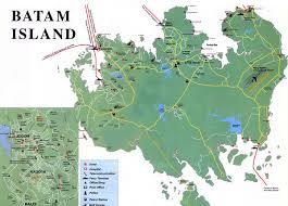 map batam batam tourist map batam indonesia mappery