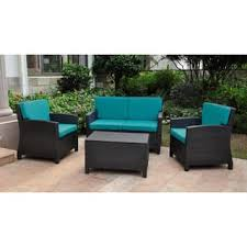 Turquoise Patio Chairs Turquoise Outdoor Furniture My Apartment Story