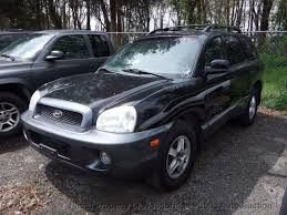 2003 hyundai santa fe recalls 2003 used hyundai santa fe at woodbridge auto auction va