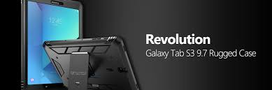 Galaxy Rugged For Samsung Galaxy Tab S3 9 7 Poetic Revolution Series Rugged