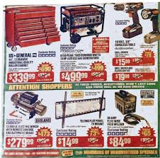 home depot black friday 2016 ad harbor freight tools black friday 2017 sales u0026 ad scan blacker