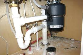 plumbing in a kitchen sink suitable double sink plumbing with garbage disposal tags kitchen