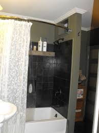Designing Small Bathrooms by Surprising Small Bathrooms With Shower Toilet And Sink Photo