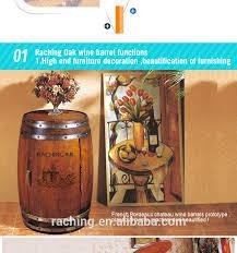 Wine Cellar Malaysia - oak barrel wine fridge hold 18 bottles mini wine cellar buy oak