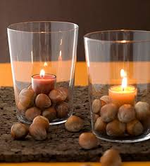 exquisite candles for thanksgiving family