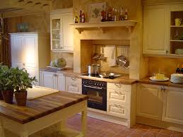 farmhouse kitchen designs with modern space saving design