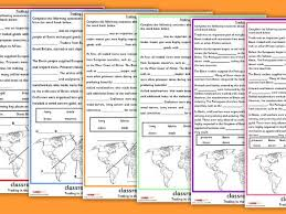 ks2 trading in the kingdom of benin worksheets by classroomsecrets