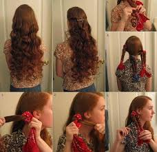 different ways to curl your hair with a wand how to curl your hair without heat hirerush blog