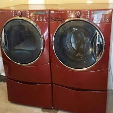 Pedestal For Washing Machine Find More Kenmore Elite Steam Washer And Dryer With Pedestals For