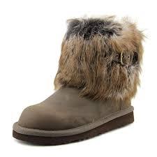womens ugg australia ellee boots ugg australia ellee chocolate brown genuine boots size 5 ebay