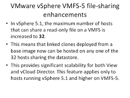 Lebenslauf Vorlage Vdi Mythbusting Goes What S New In Vsphere 5 1