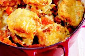 Rachel Allen Dinner Party - rachel allen u0027s chicken casserole with cheesy herb dumplings recipe