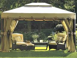 Outdoor Patio Canopy Gazebo Canopy Gazebos Smart Patio Ideas For Easy Outdoor Decor Canopy