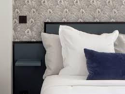 this glam paris apartment has endless hidden storage in 590 square