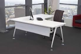 Modern Office Desks 20 Ways To Modern White Office Desk