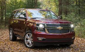 2017 chevrolet tahoe 4wd test u2013 review u2013 car and driver