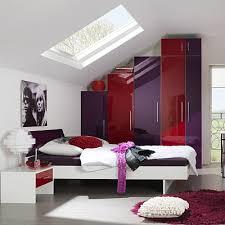 5 plus ruby red high gloss wardrobe welle mobel 5 plus high