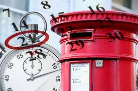 last christmas post day for first class is today says royal mail