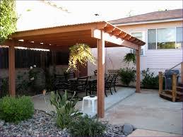 Small Backyard Patio Designs by Outdoor Ideas Aluminum Porch Roof Backyard Overhang Ideas