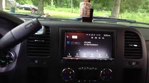 09 gmc sierra sound system youtube