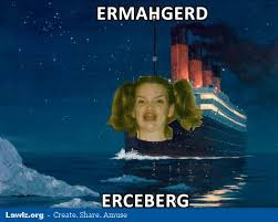 Titanic Funny Memes - lawlz laugh out loud on this humor site with funny pictures and