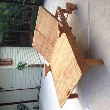 Cedar Chaise Lounge Robert Ritteman Robert Ritteman Custom Woodworking Crestview Fl