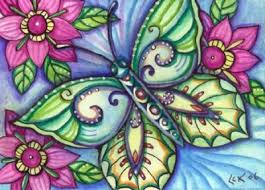 qs blue butterfly heaven and earth designs haed cross stitch
