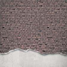 Papier Peint Briques Rouges by Papier Peint Brique Rebel Walls France